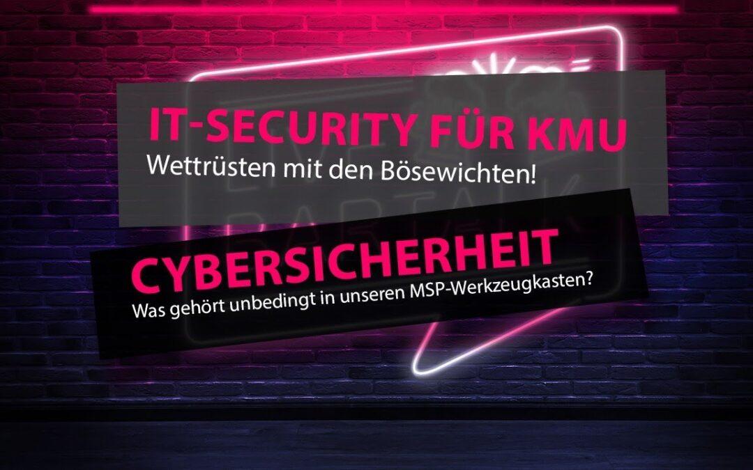 IT-Security für KMU • Der MSP-Securitywerkzeugkasten!