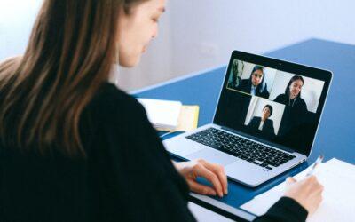 8 Tipps für produktive und sichere Videokonferenzen