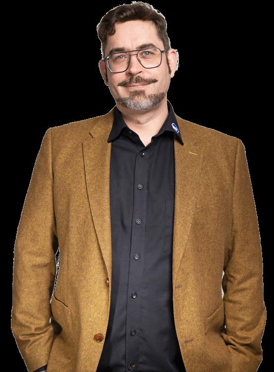 Andreas Zeisler Geschäftsführer der logiphys//it